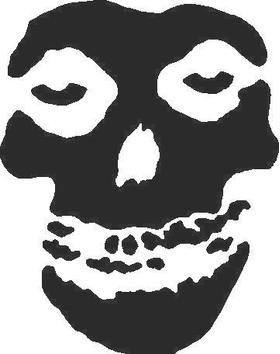 Misfits Decal / Sticker 01