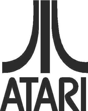 Atari Decal / Sticker