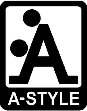 A-Style Decal / Sticker