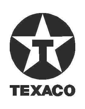 Texaco Decal / Sticker