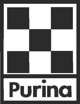 Purina Decal / Sticker
