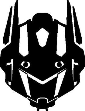 Transformers BumbleBee 02 Decal / Sticker