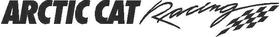 Arctic Cat Racing 02 Decal / Sticker
