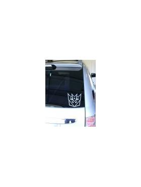 Decepticon Transformers Decal / Sticker 26