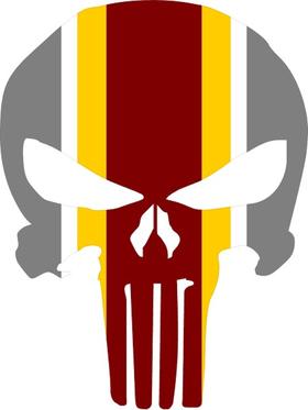 Iowa State Punisher Decal / Sticker 42