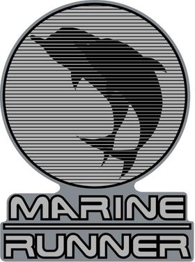 Daihatsu Marine Runner Decal / Sticker 01