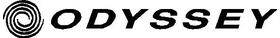 Odyssey Golf Decal / Sticker 02