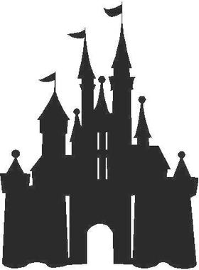 Castle Decal / Sticker