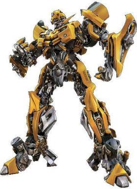 Transformers BumbleBee Decal / Sticker 01