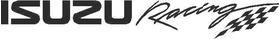 Isuzu Racing Decal / Sticker 01