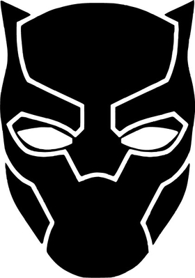 Black Panther Decal / Sticker 12