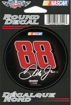 88 Dale Earnhardt Jr. Decal / Sticker