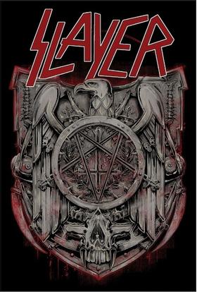 Slayer Decal / Sticker 04