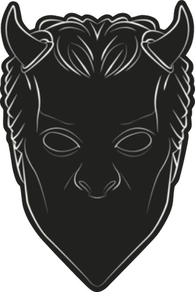 Ghost B.C. Decal / Sticker 15