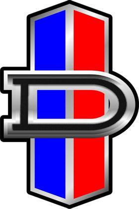 Datsun Logo Decal / Sticker 03