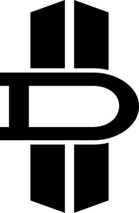 Datsun Logo Decal / Sticker 07