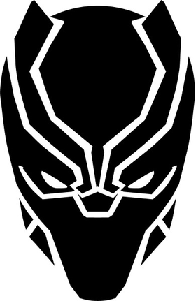 Black Panther Decal / Sticker 15