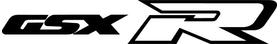 Suzuki GSXR Decal / Sticker 30