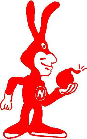 The Noid Decal / Sticker