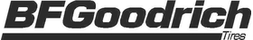 BFGoodrich Decal / Sticker 02