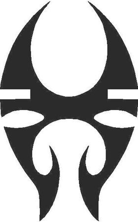 Tribal Decal / Sticker 78