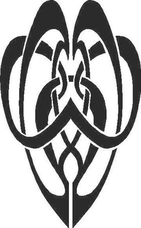 Tribal 06 Decal / Sticker