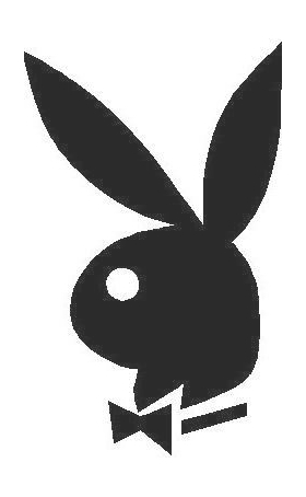 Playboy Bunny Decal / Sticker