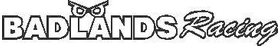 Badlands Racing Decal / Sticker