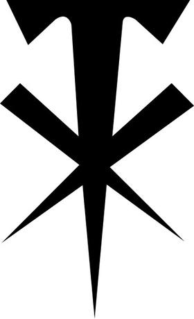Undertaker Decal / Sticker 02