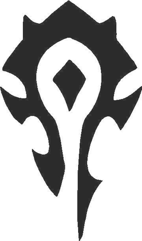 World of Warcraft Horde PvP Decal / Sticker