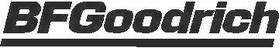 BFGoodrich Decal / Sticker 04