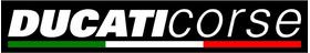 Ducati Corse Decal / Sticker 05