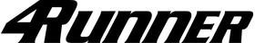Toyota 4runner Decal / Sticker 03