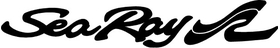 Sea Ray Decal / Sticker 01