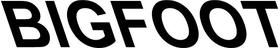 Bigfoot RV Decal / Sticker 06