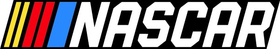 Full Color Nascar Decal / Sticker 10