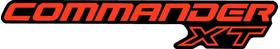 Can-Am Red Commander XT Decal / Sticker 06