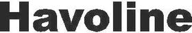 Havoline Decal / Sticker