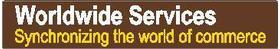 UPS Worldwide Services Decal / Sticker
