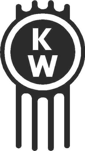 Kenworth Decal / Sticker 03