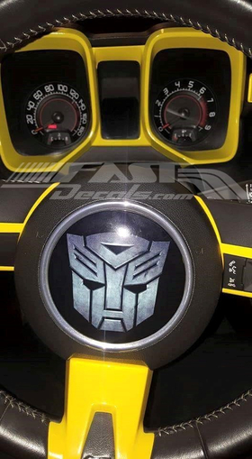 Autobot Transformers Decal / Sticker 14