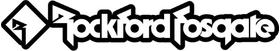 Rockford Fosgate Decal / Sticker 10