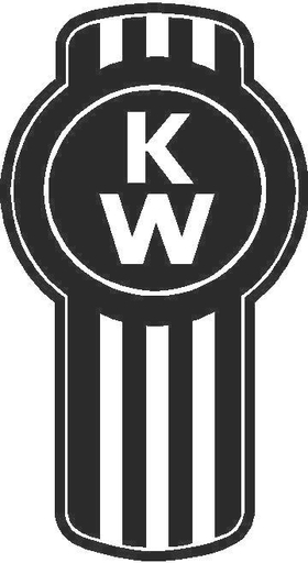 Kenworth Decal / Sticker 04