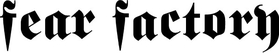 Fear Factory Decal / Sticker