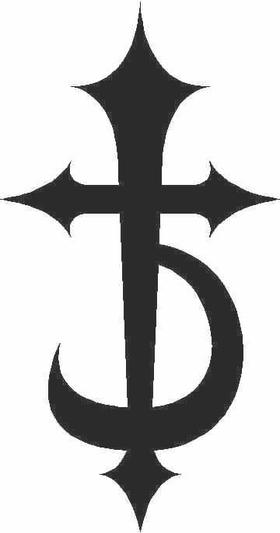 Devil Driver Decal / Sticker 01