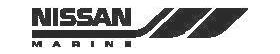 Nissan Marine Decal / Sticker