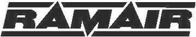 Ram Air Decal / Sticker