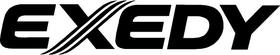 Exedy Raing Clutch Decal / Sticker