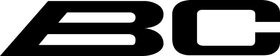 BC Racing Decal / Sticker 04