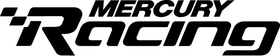 Mercury Racing Decal / Sticker 14
